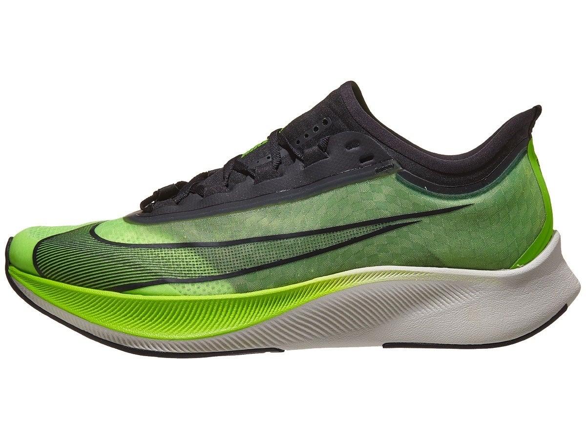 Zapatillas Hombre Nike Zoom Fly 3 Verde/Negro