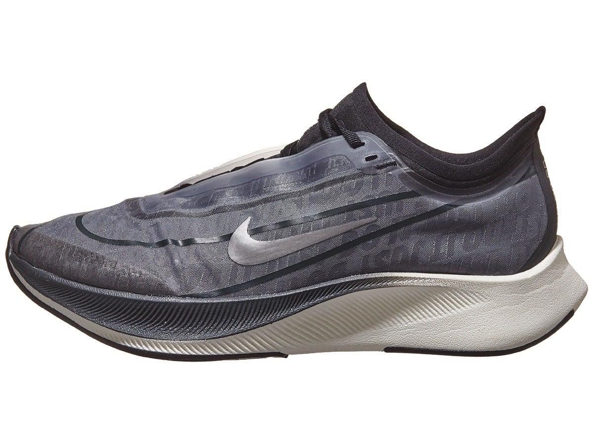Zapatillas Mujer Nike Zoom Fly 3 Negro/Blanco