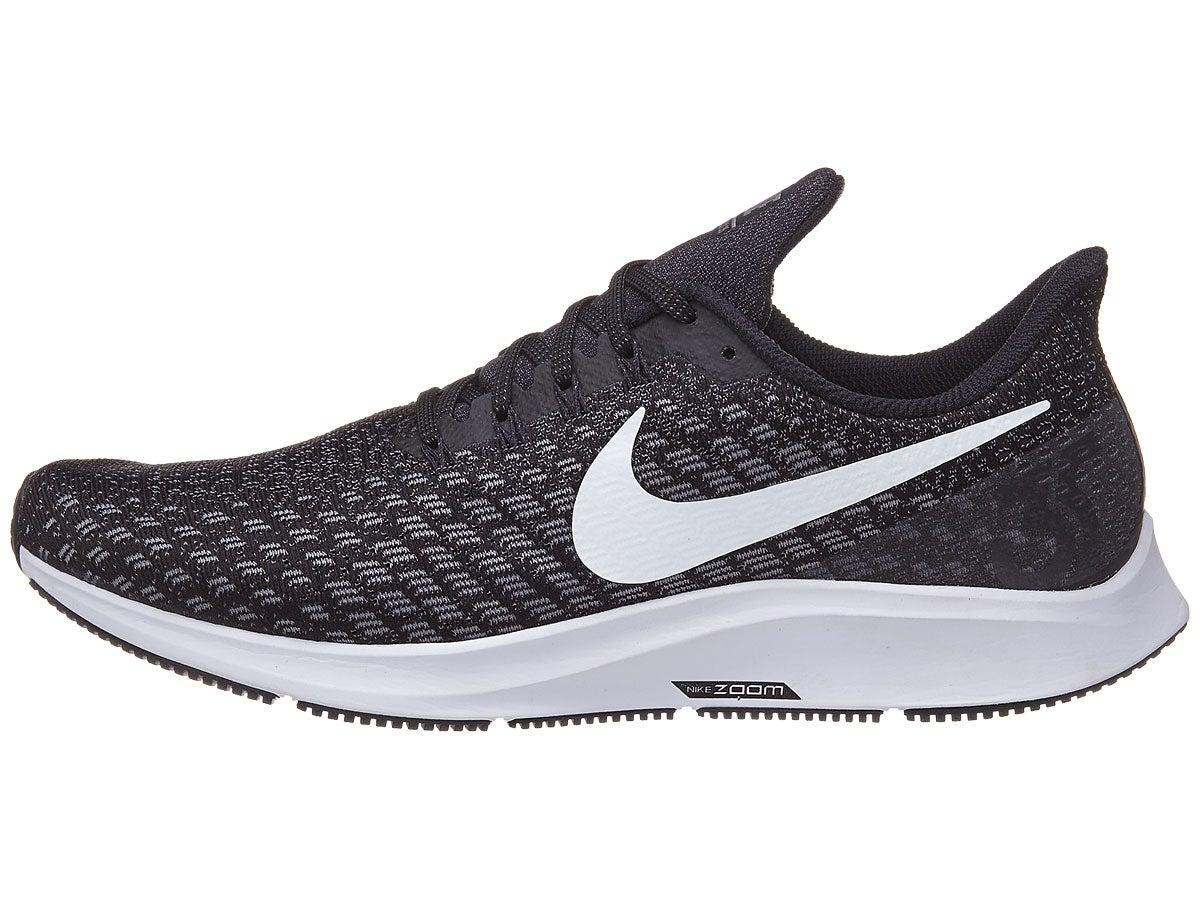 Zapatillas Hombre Nike Zoom Pegasus 35 2E (Mayor anchura) Negro/Blanco