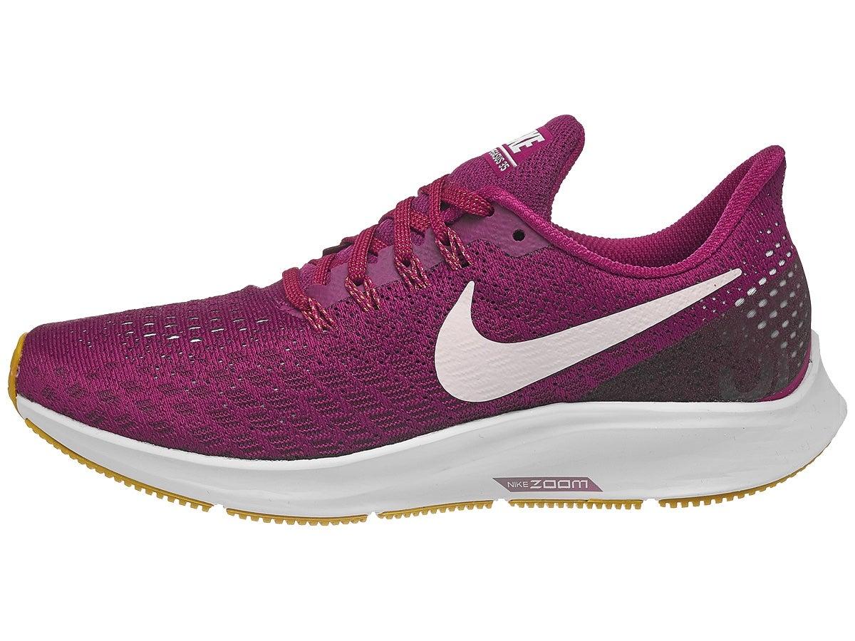 Zapatillas Mujer Nike Zoom Pegasus 35 True Berry/Ciruela/Gris