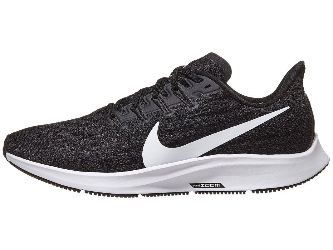 Zapatillas Hombre Nike Zoom Pegasus 36 Negro/Blanco