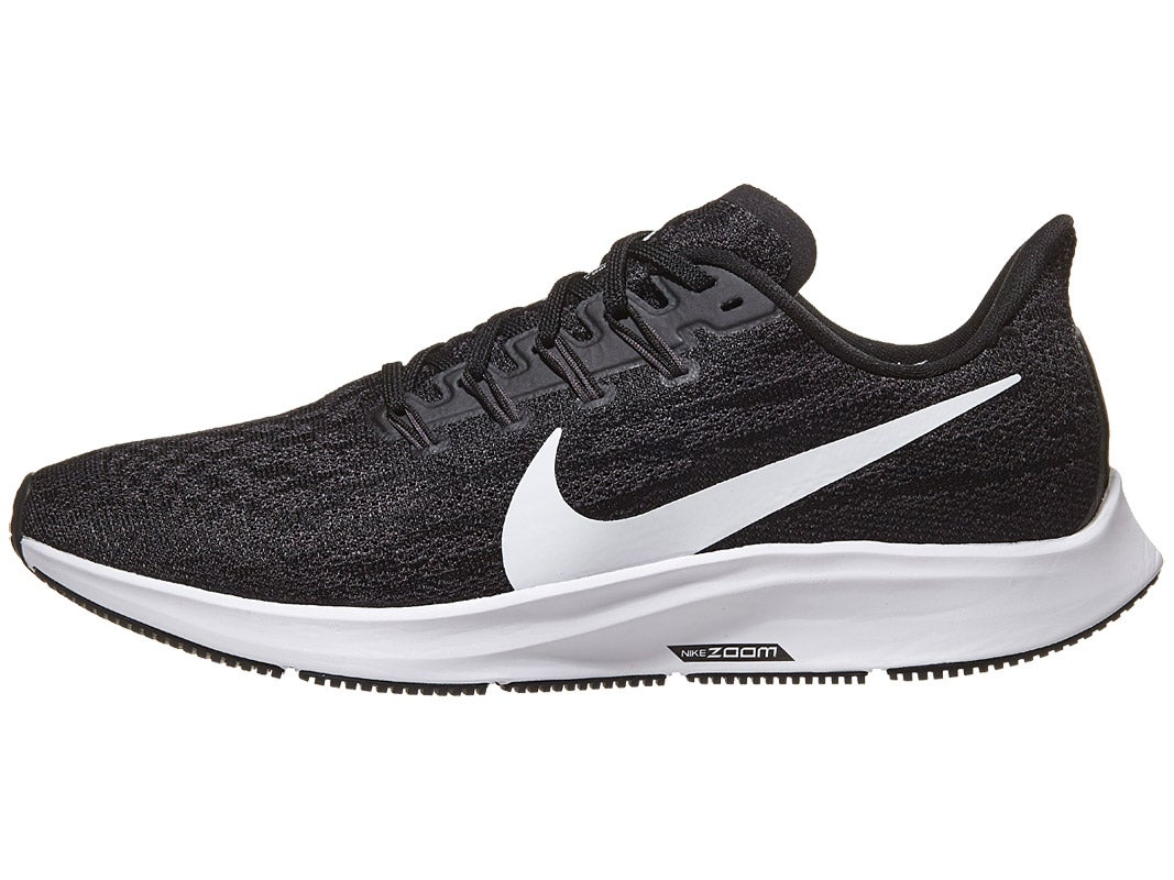 Scarpe Nike Zoom Pegasus 36 Uomo Nero/Bianco