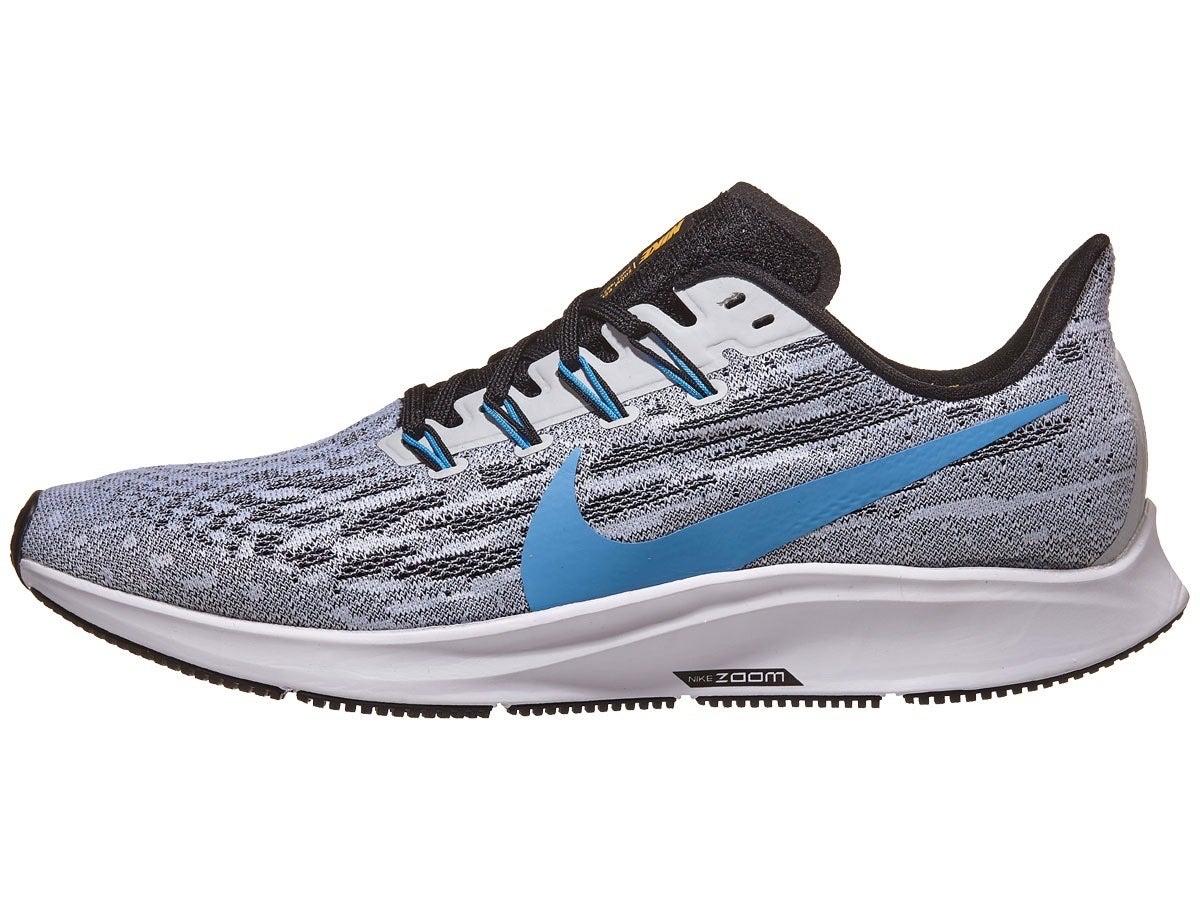 Scarpe Nike Zoom Pegasus 36 Grigio/Blu Uomo