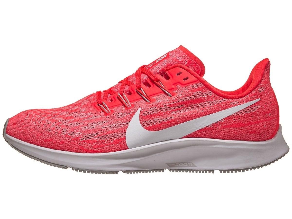 Zapatillas Hombre Nike Zoom Pegasus 36 Carmesí/Blanco