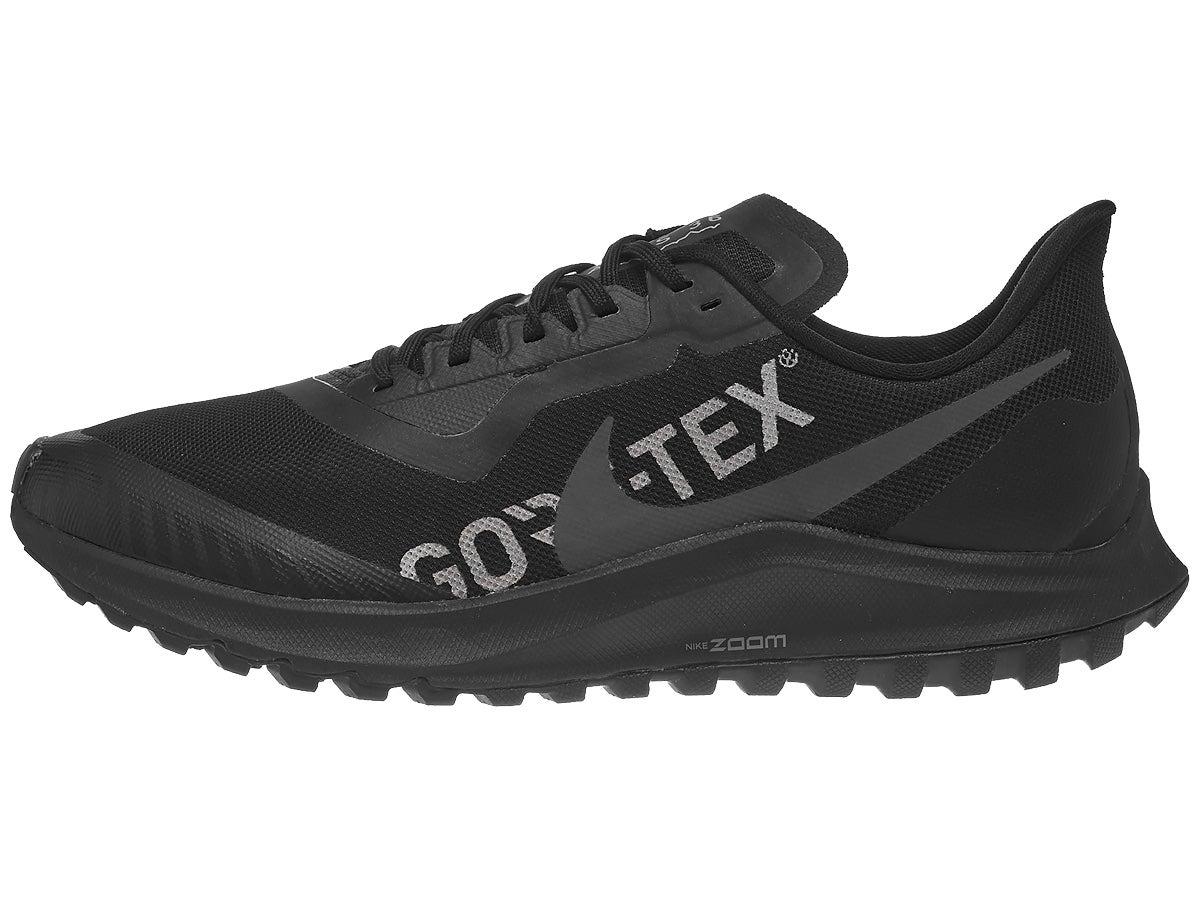 Zapatillas Hombre Nike Zoom Pegasus 36 Trail GTX Negro/Gris