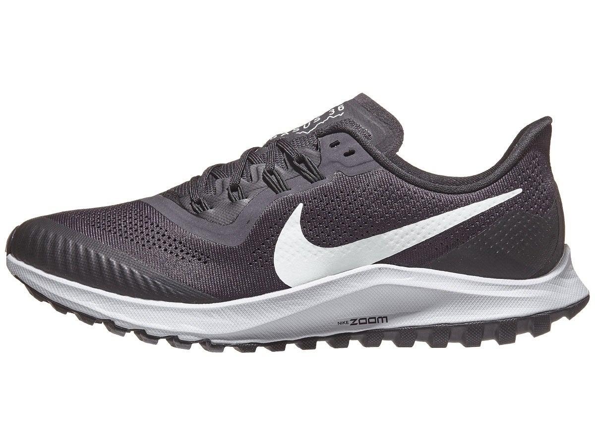 Zapatillas Hombre Nike Zoom Pegasus 36 Trail Negro/Gris Oil