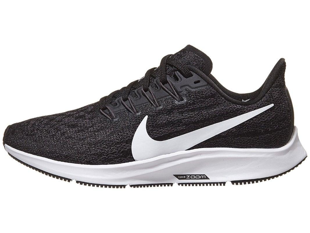Zapatillas Mujer Nike Zoom Pegasus 36 Negro/Blanco