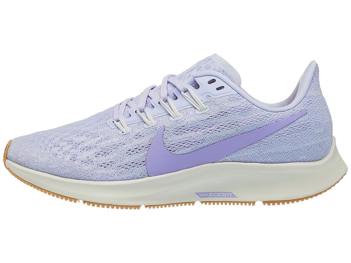Zapatillas Mujer Nike Zoom Pegasus 36 Tint Platinum/Ivory