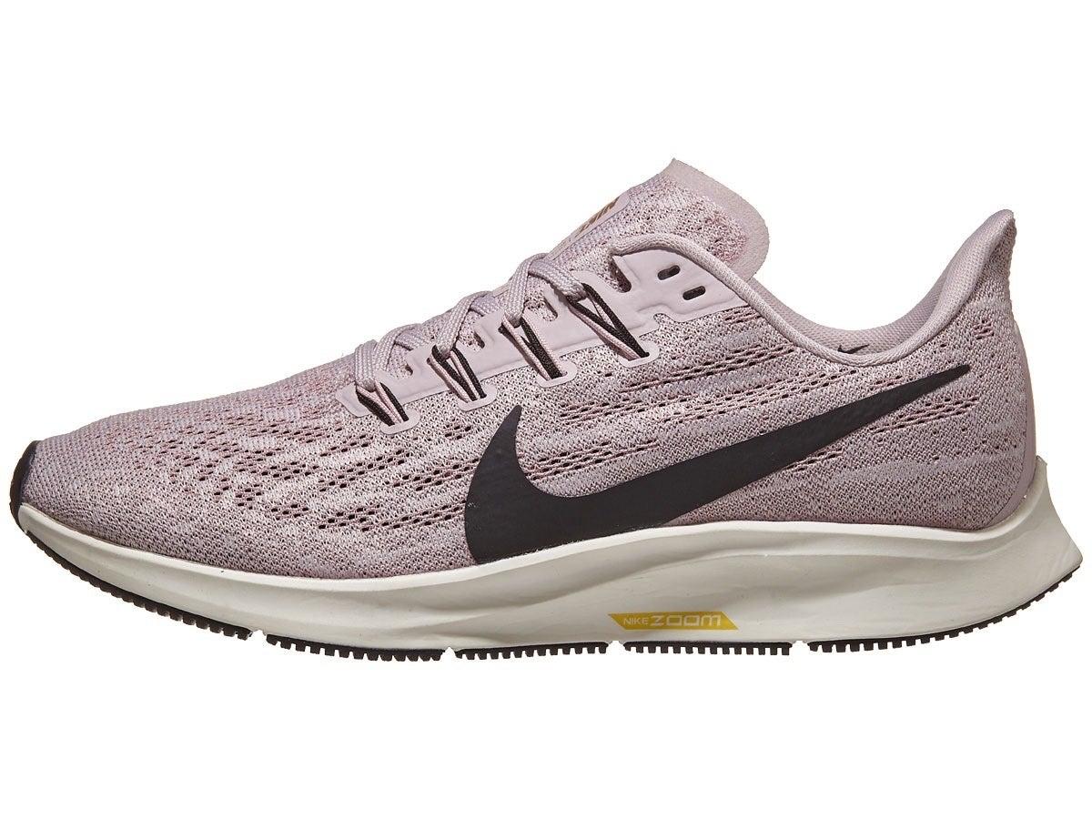 Scarpe Nike Zoom Pegasus 36 Viola Platinum/Nero Donna