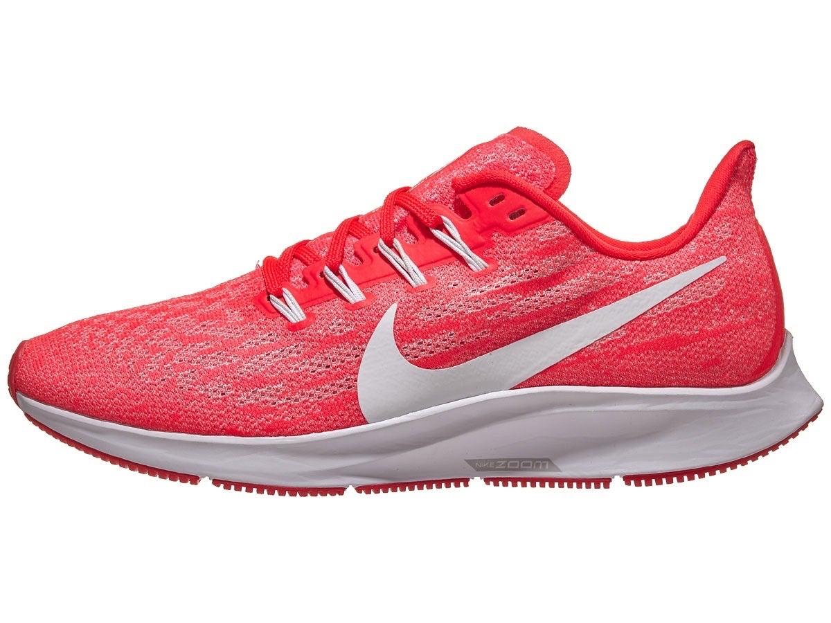 Zapatillas Mujer Nike Zoom Pegasus 36 Carmesí/Blanco