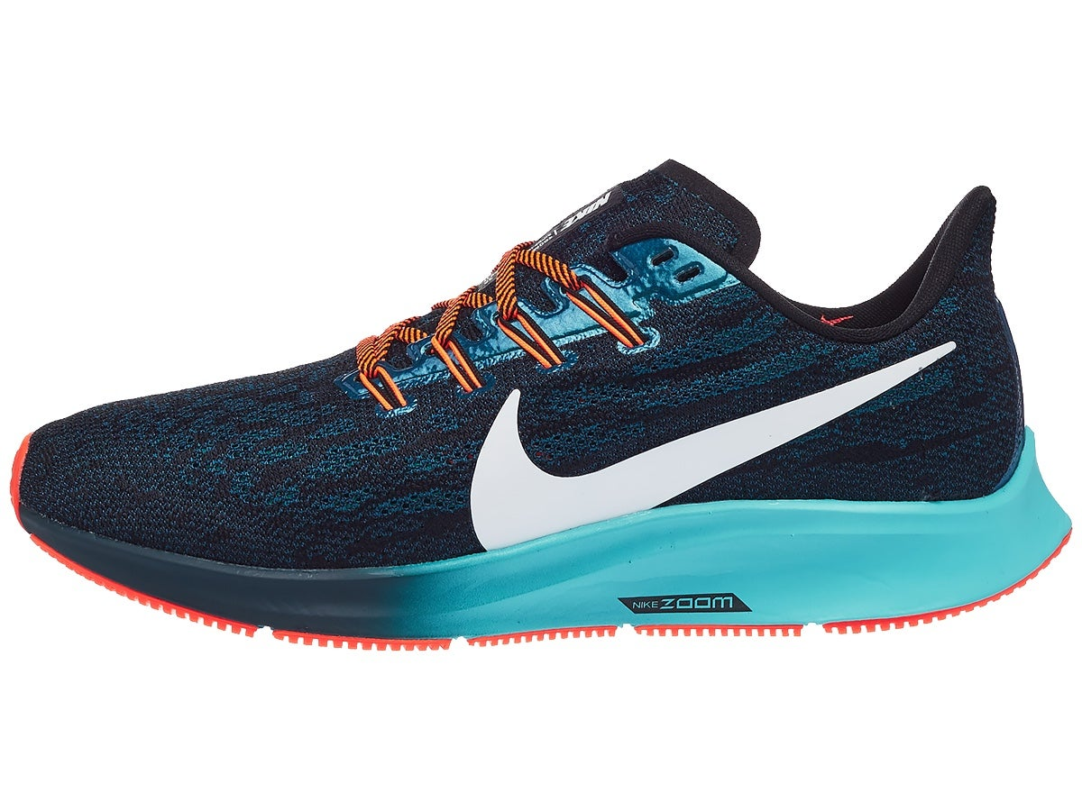 Zapatillas Mujer Nike Zoom Pegasus 36 Turquesa Midnight