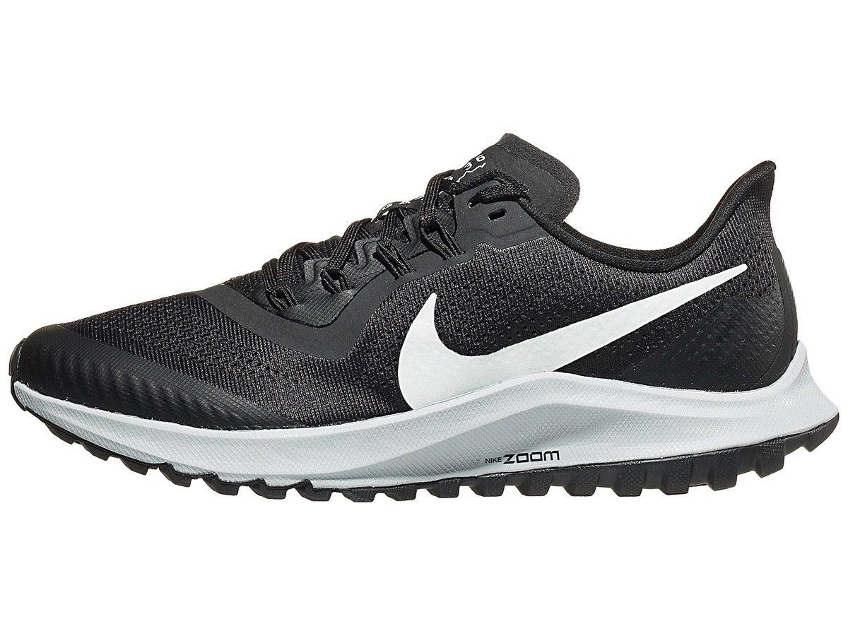 Zapatillas Mujer Nike Zoom Pegasus 36 Trail Negro/Blanco