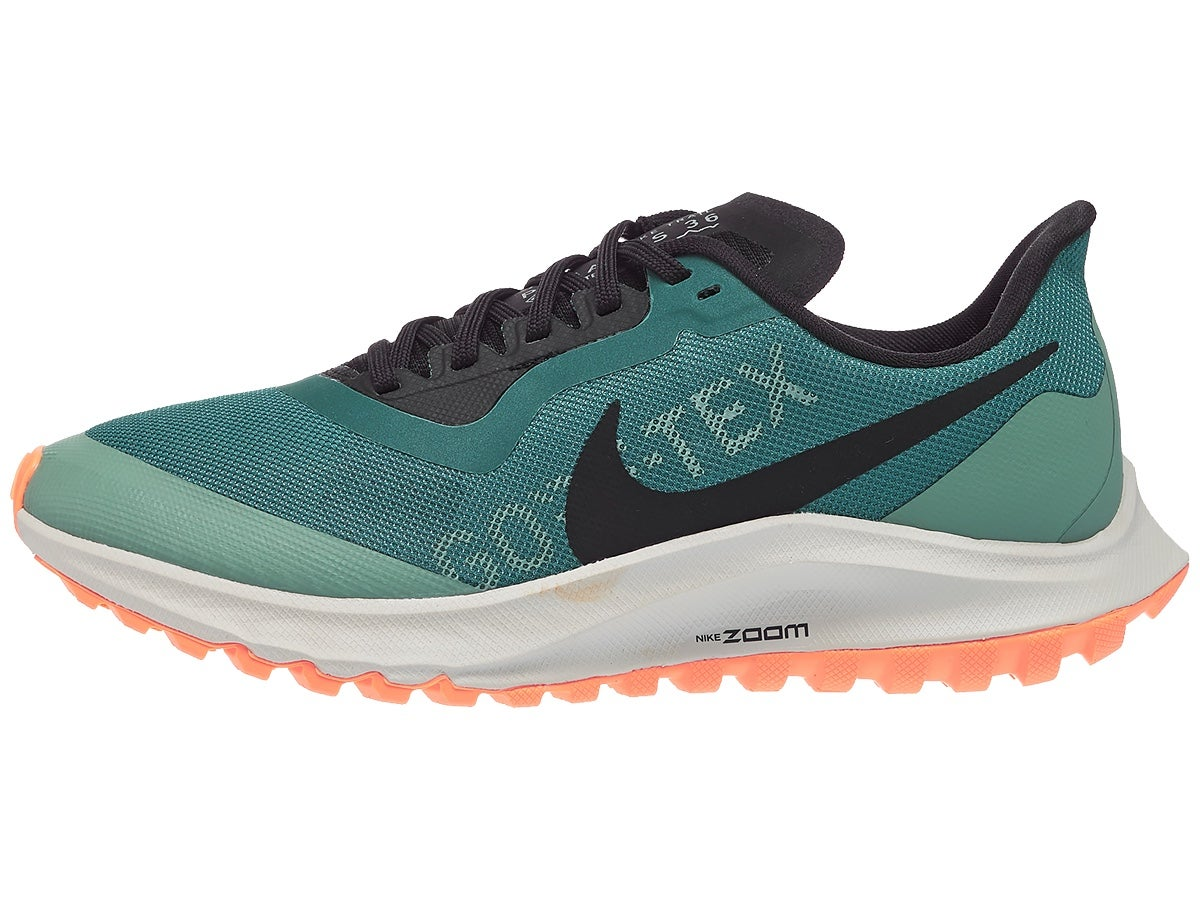 Scarpe Nike Zoom Pegasus 36 Trail GTX Verde/Pino Donna