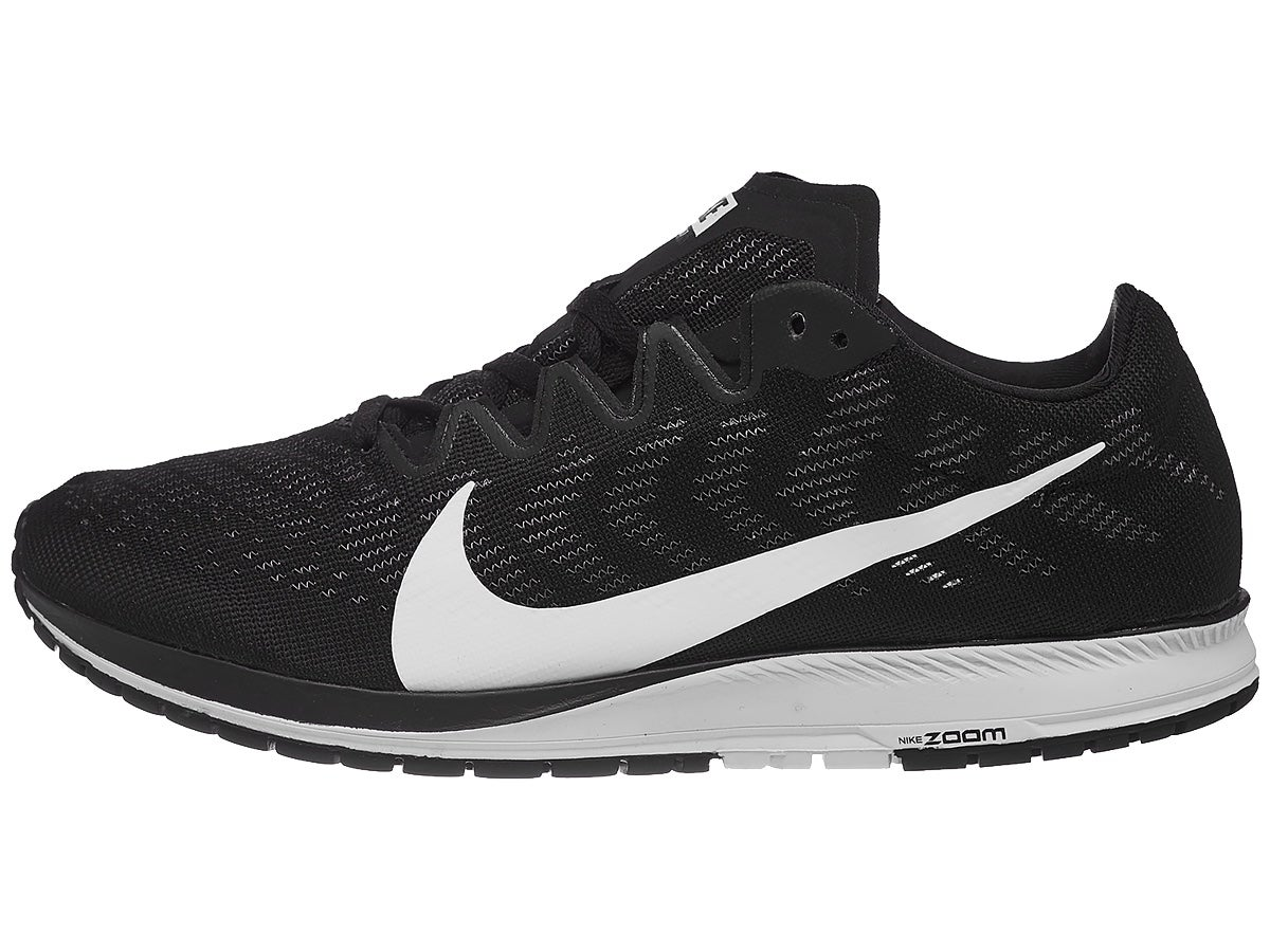 Zapatillas Unisex Nike Zoom Streak 7 Negro/Blanco