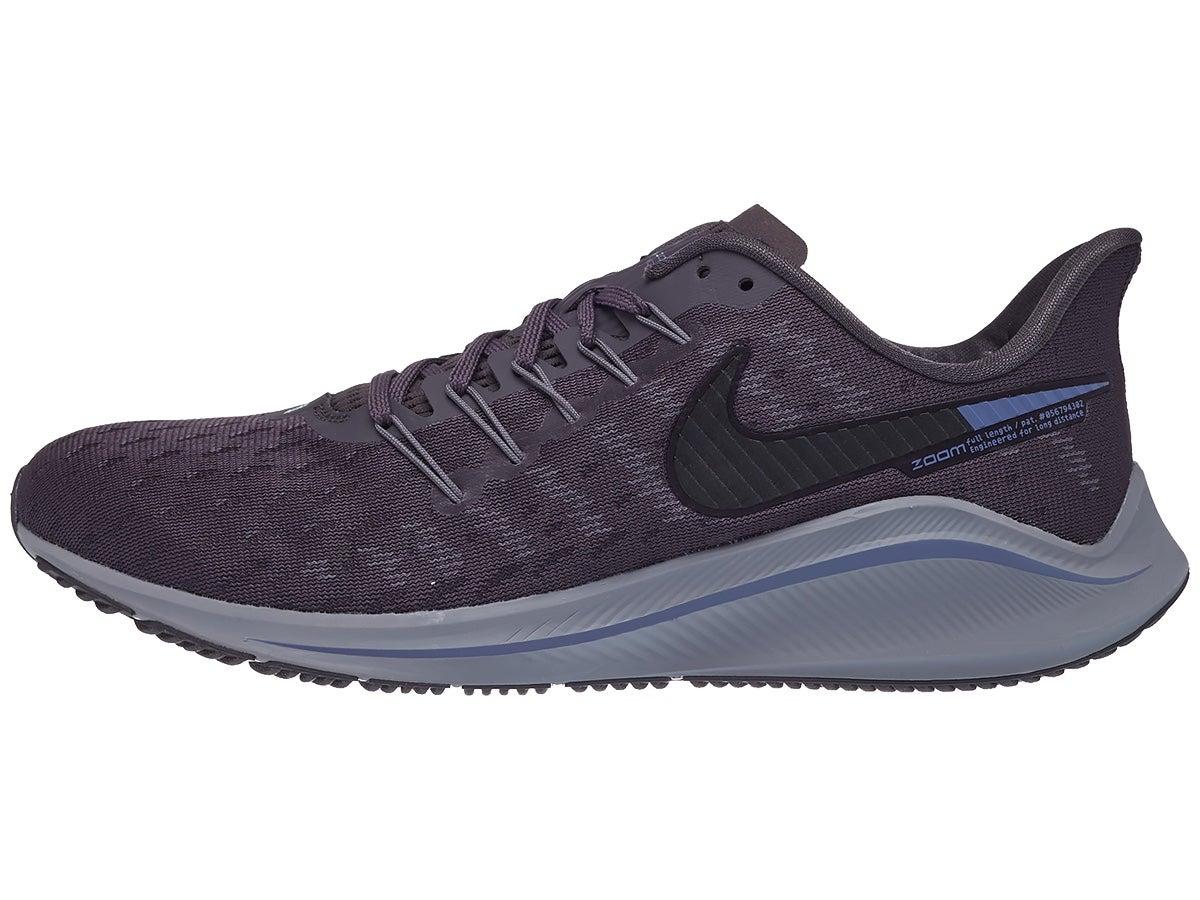 Zapatillas Hombre Nike Zoom Vomero 14 Gris Thunder/Negro