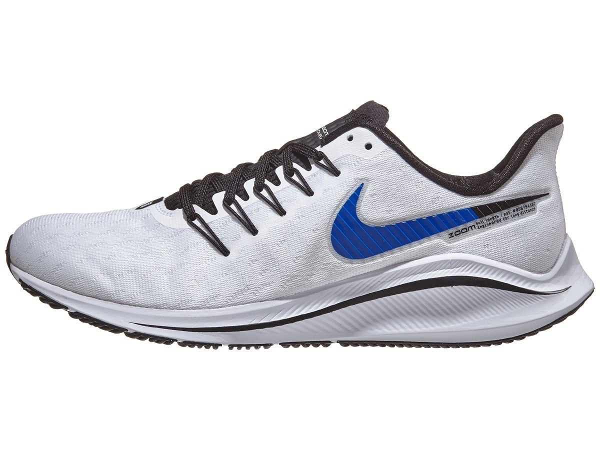 Zapatillas Hombre Nike Zoom Vomero 14 Blanco/Azul