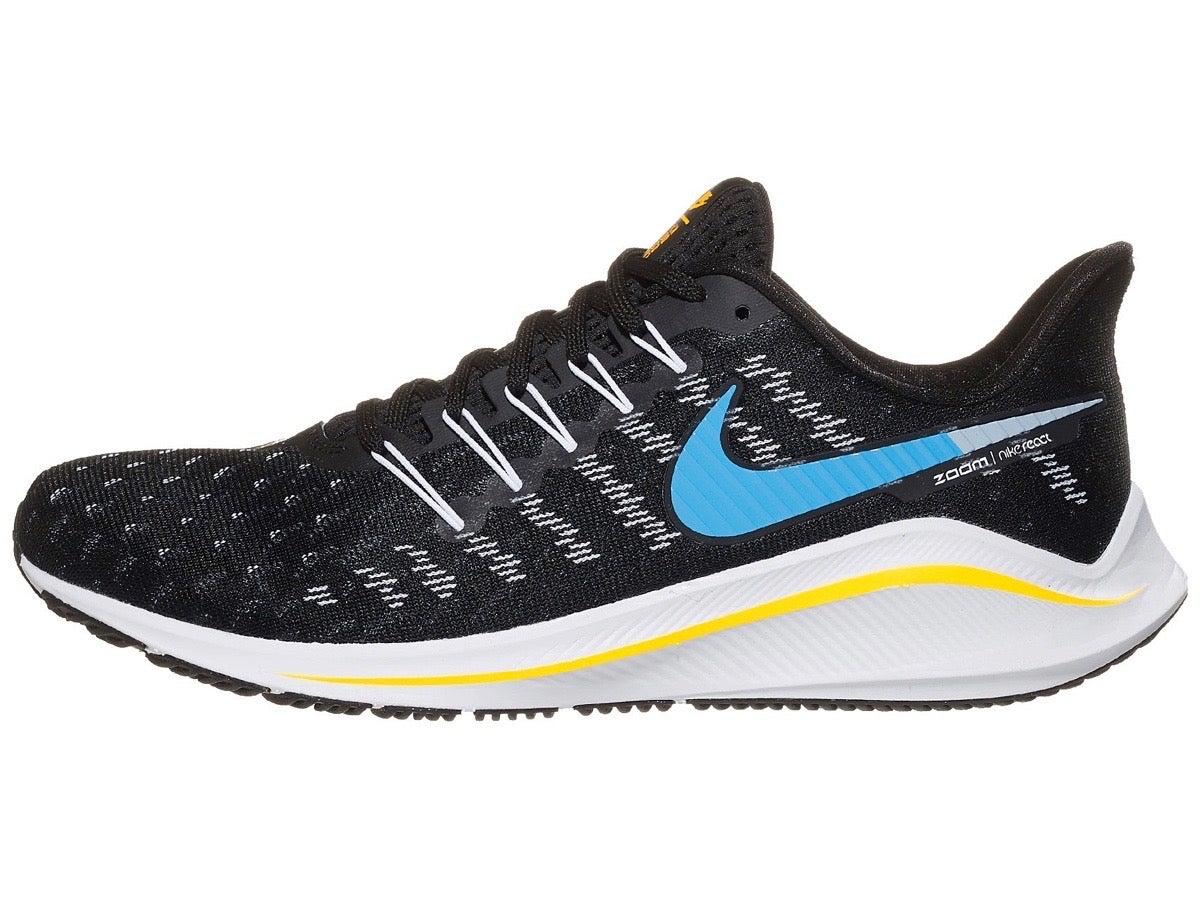 Zapatillas Hombre Nike Zoom Vomero 14 Negro/Azul/Blanco