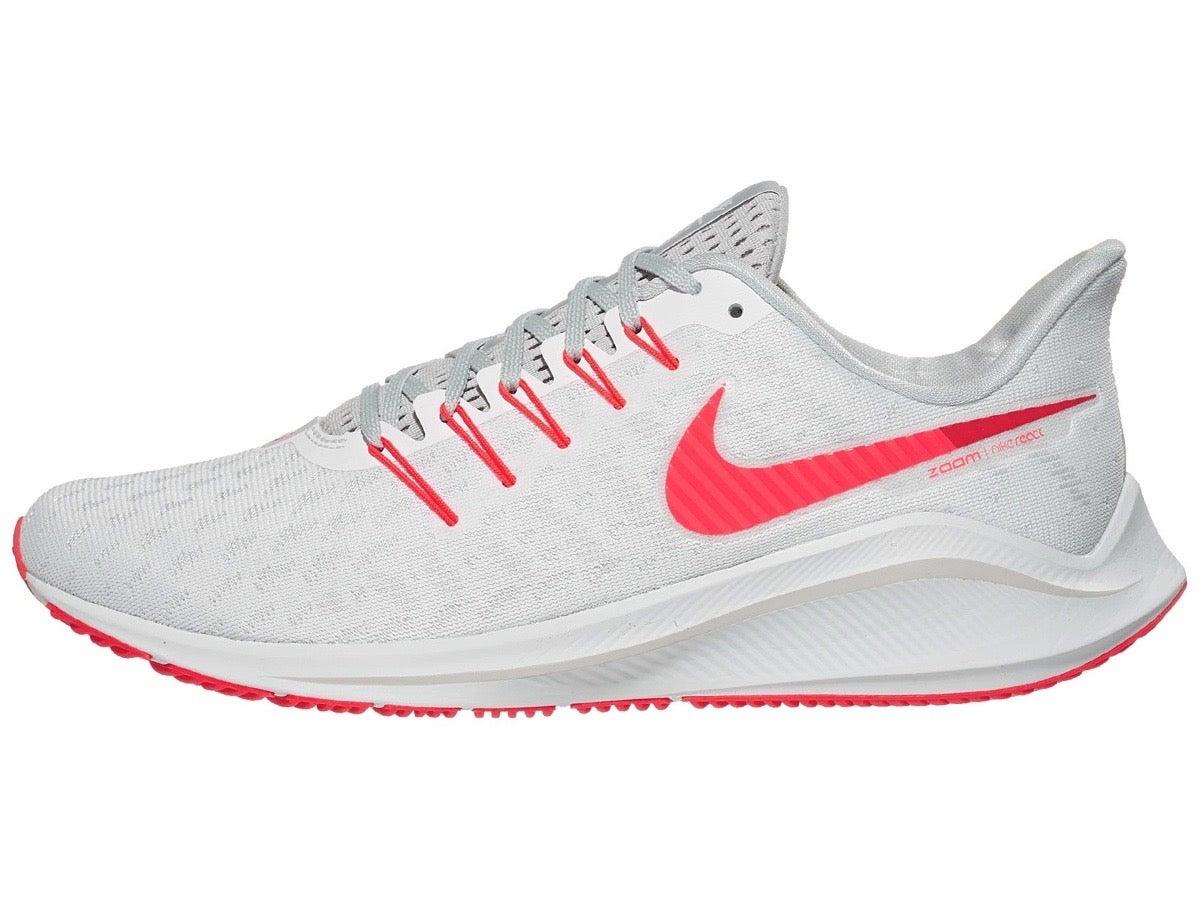 Zapatillas Hombre Nike Zoom Vomero 14 Blanco/Rojo
