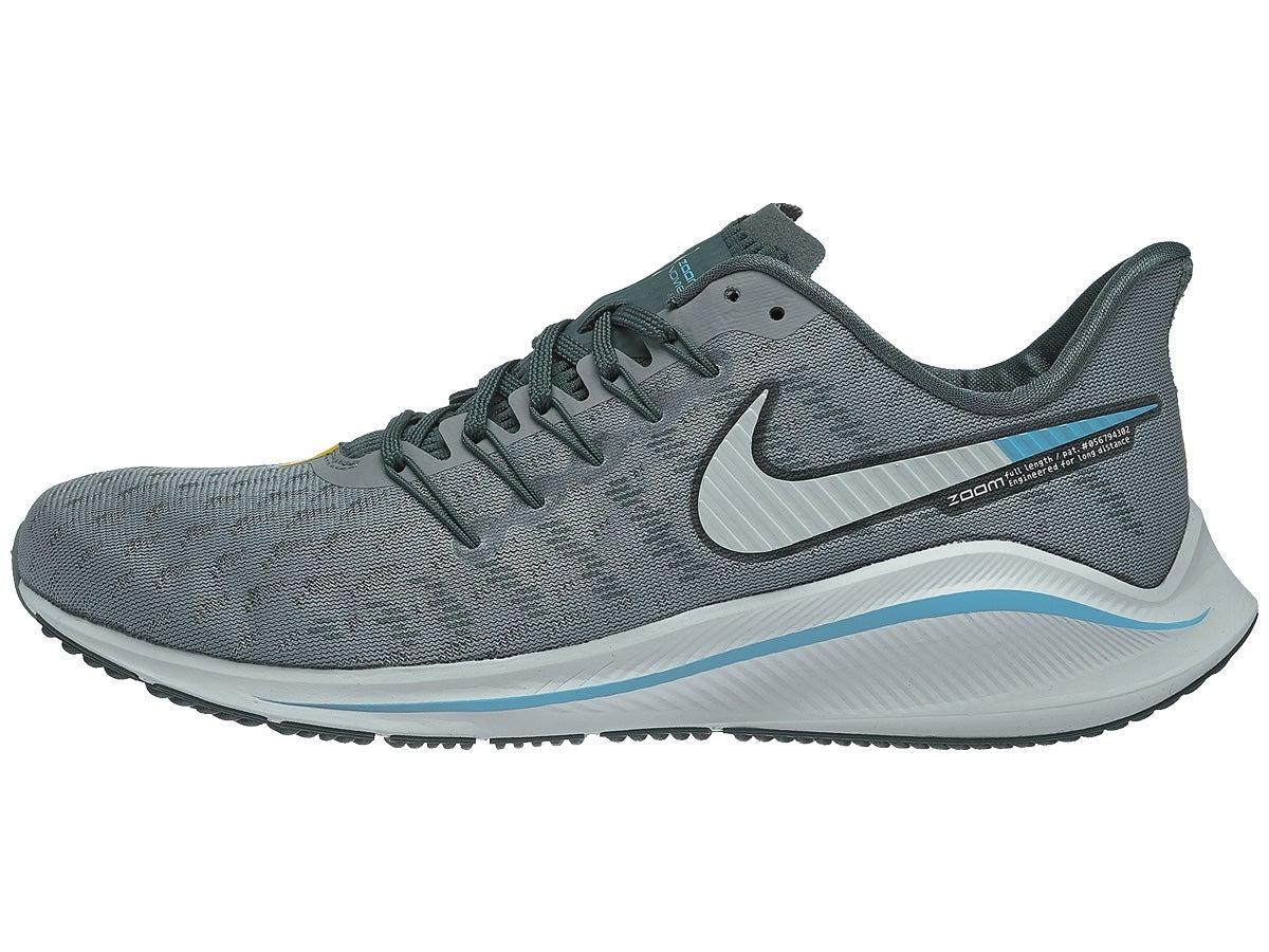Zapatillas Hombre Nike Zoom Vomero 14 Gris aviador/Azul