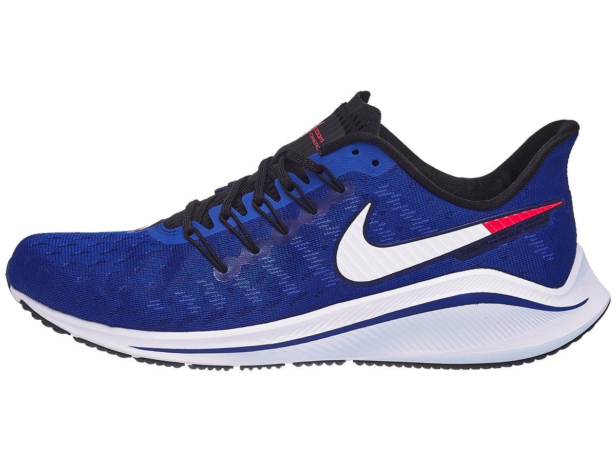 Zapatillas Hombre Nike Zoom Vomero 14 Índigo Force/Azul/Rojo