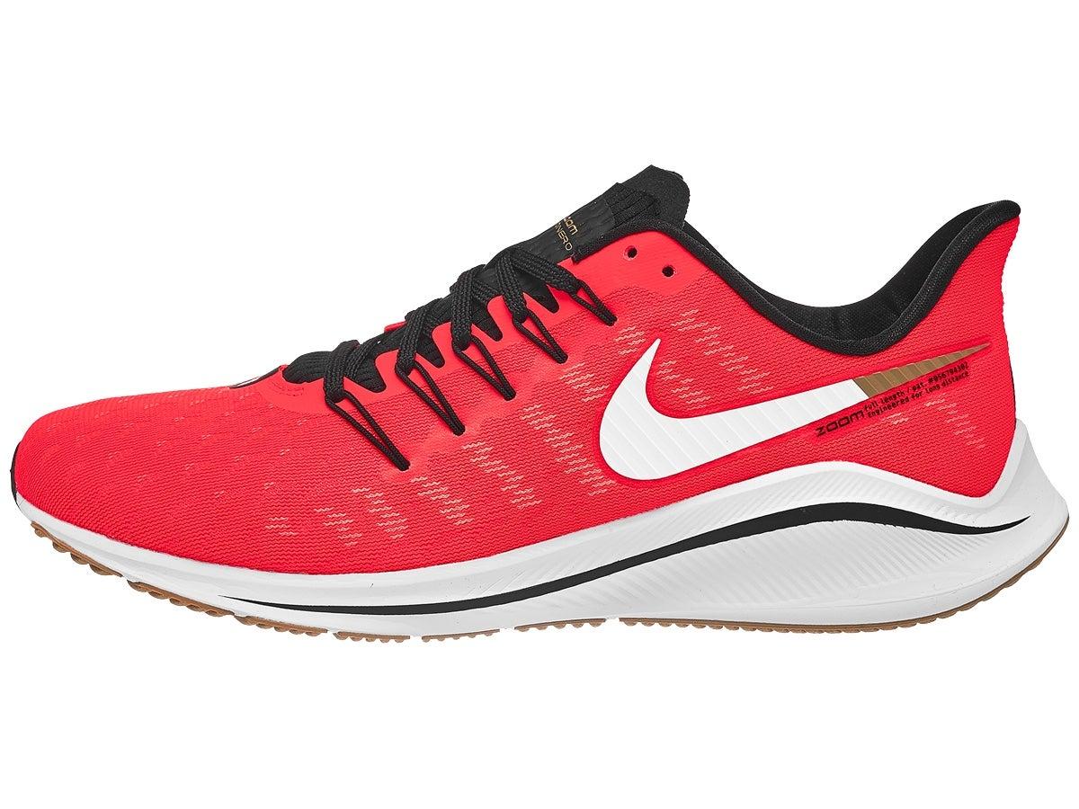 Zapatillas Hombre Nike Zoom Vomero 14 Rojo Orbit/Blanco/Beige