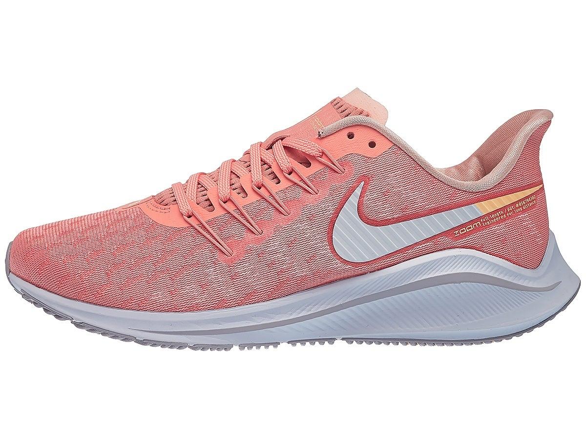Zapatillas Mujer Nike Zoom Vomero 14 Rosa Quartz/Gris