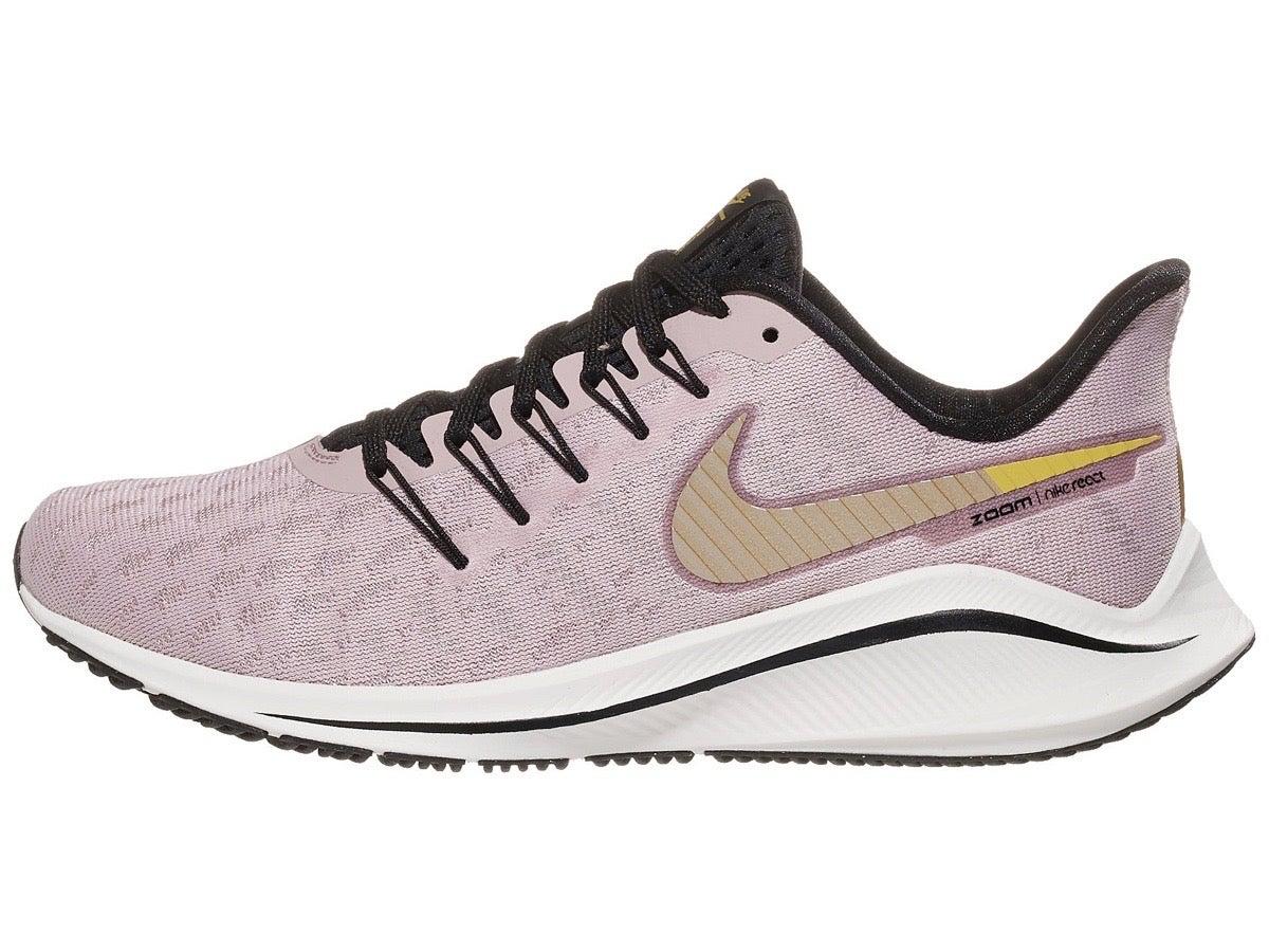 Zapatillas Mujer Nike Zoom Vomero 14 Ciruela Chalk/Dorado
