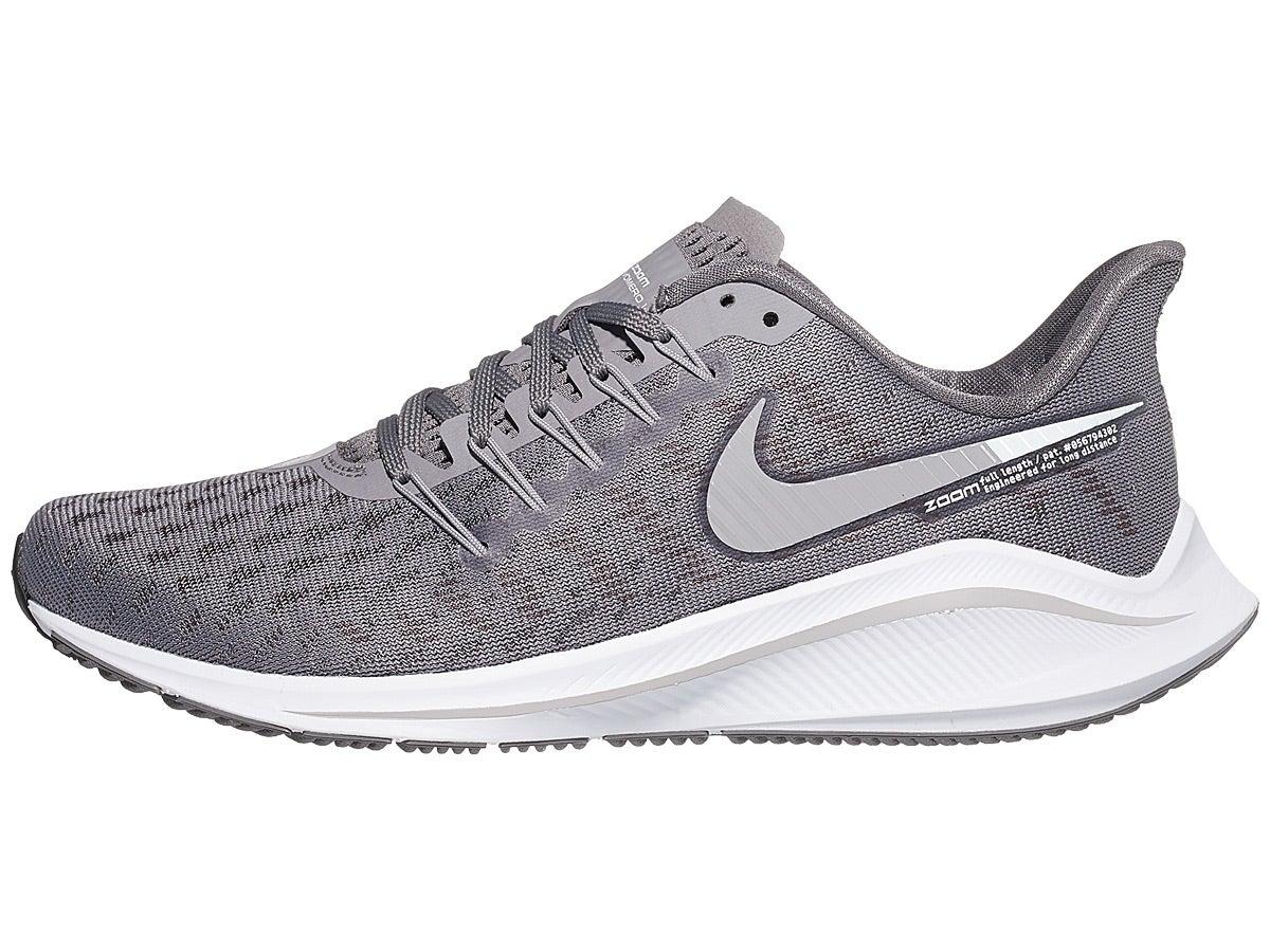 Zapatillas Mujer Nike Zoom Vomero 14 Gris Gunsmoke/Gris