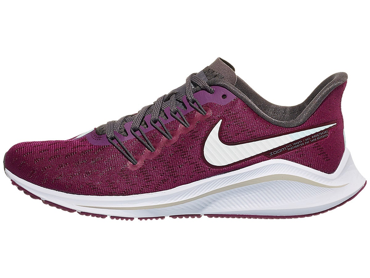 Zapatillas Mujer Nike Zoom Vomero 14 Rojo Ember Glow/Sail