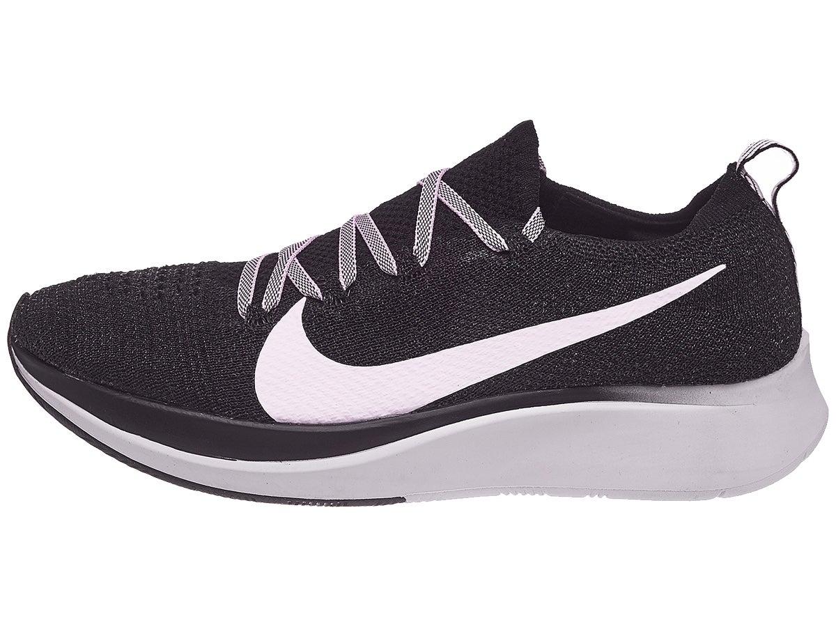 Zapatillas Mujer Nike Zoom Fly Flyknit Negro/Rosa