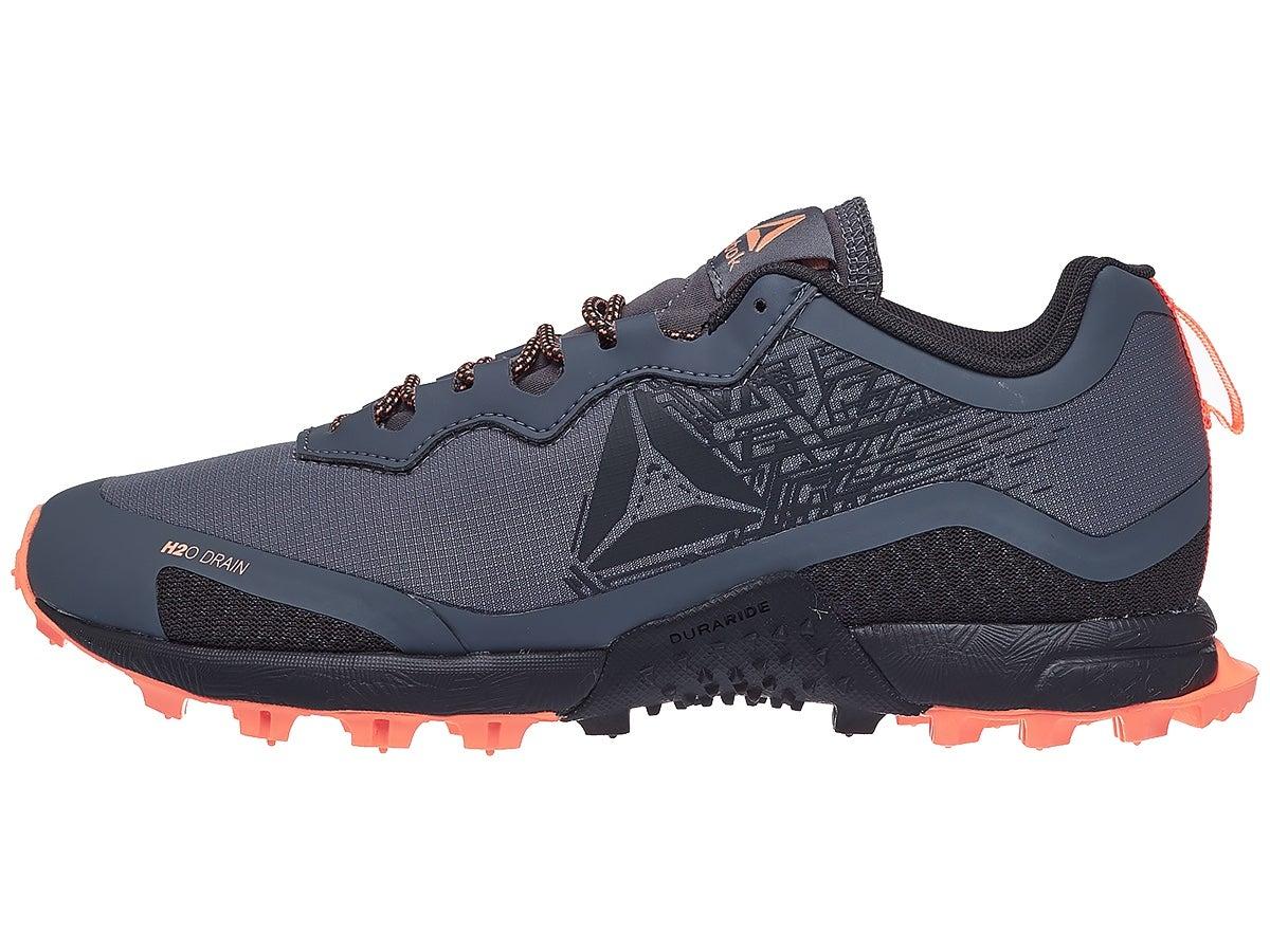 Reebok All Terrain Craze Women's Shoes Black/Orange