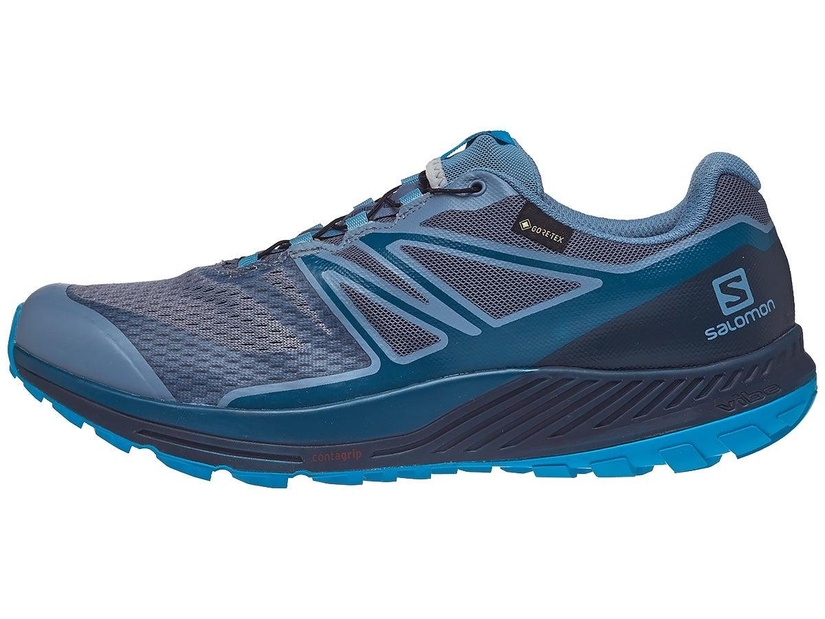 Salomon Sense Escape 2 GTX Men's Shoes Navy/Blue