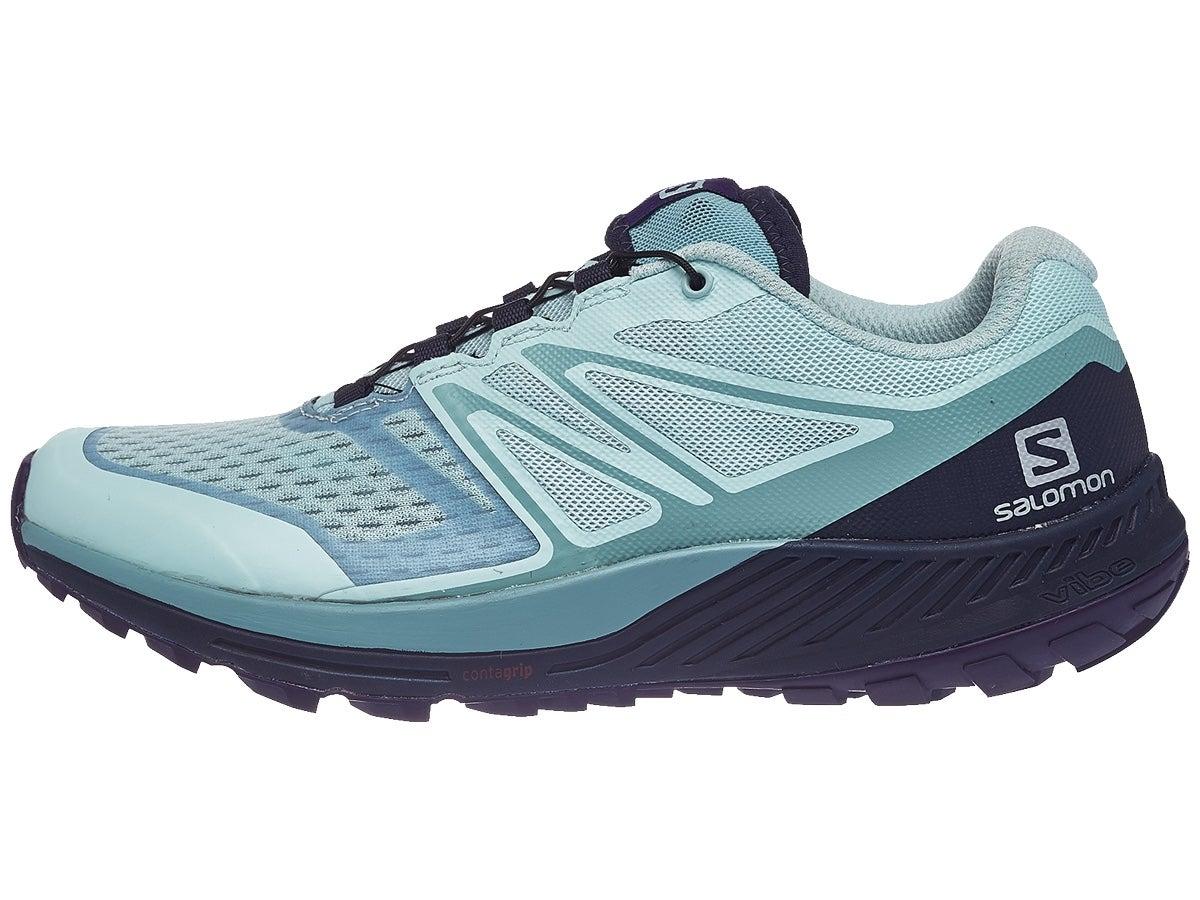 Zapatillas Mujer Salomon Sense Escape 2 Turquesa Icy Morn/Azul Marino