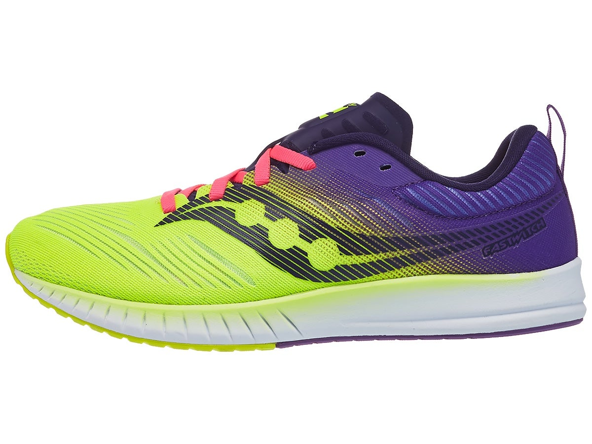 Zapatillas Mujer Saucony Fastwitch 9 Citron