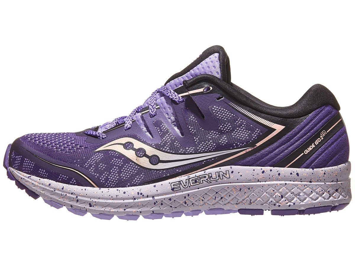 Saucony Guide ISO 2 TR Women's Shoes Purple