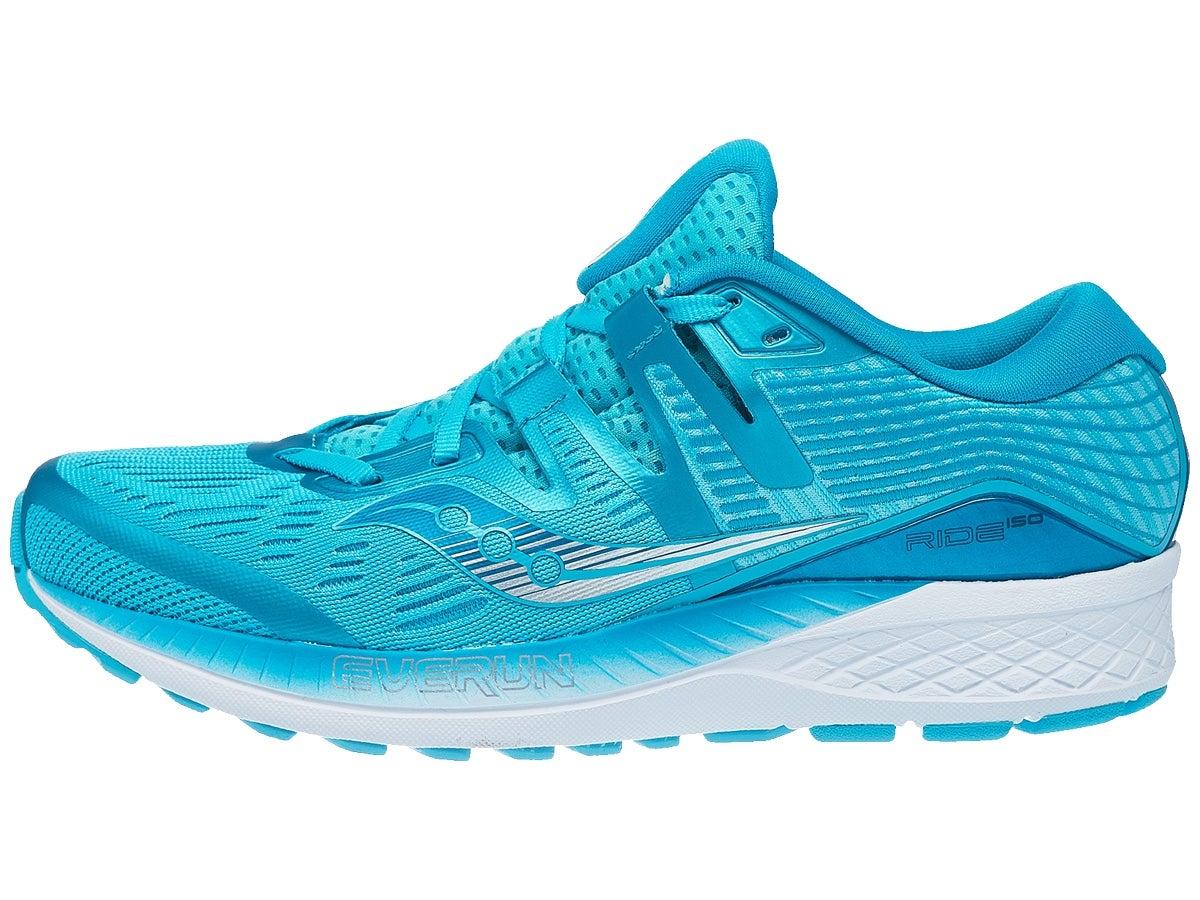 Zapatillas Mujer Saucony Ride ISO Azul