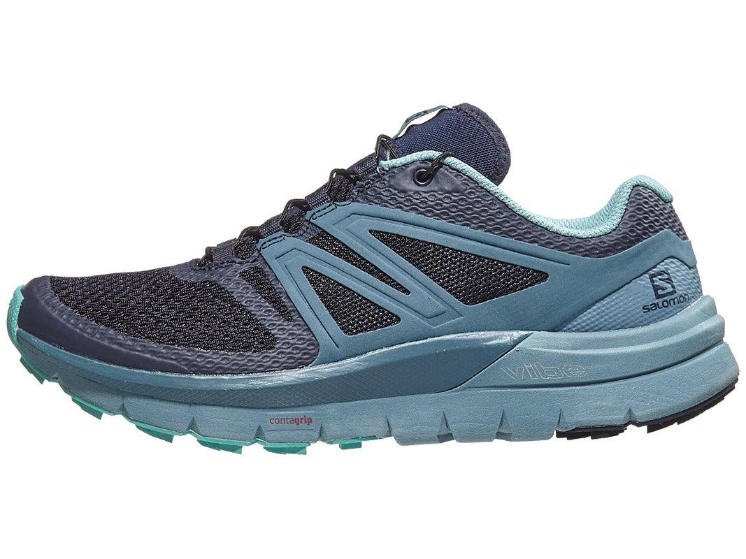 Zapatillas Mujer Salomon Sense Max 2 Azul Marino Blazer/Azul