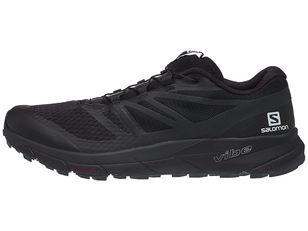 Salomon Sense Ride 2 Men's Shoes Black/Ebony