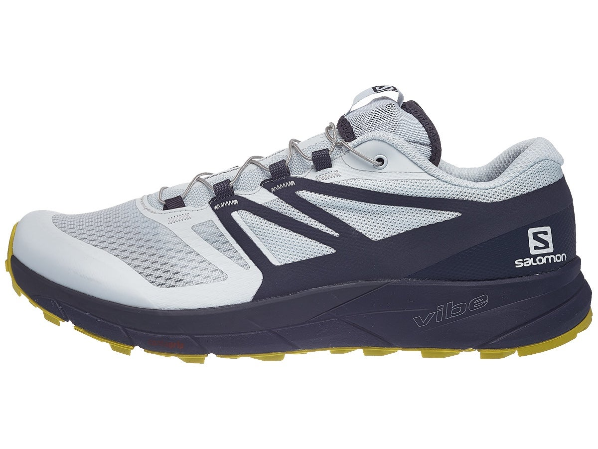 Salomon Sense Ride 2 Men's Shoes Illusion Blue/Grey