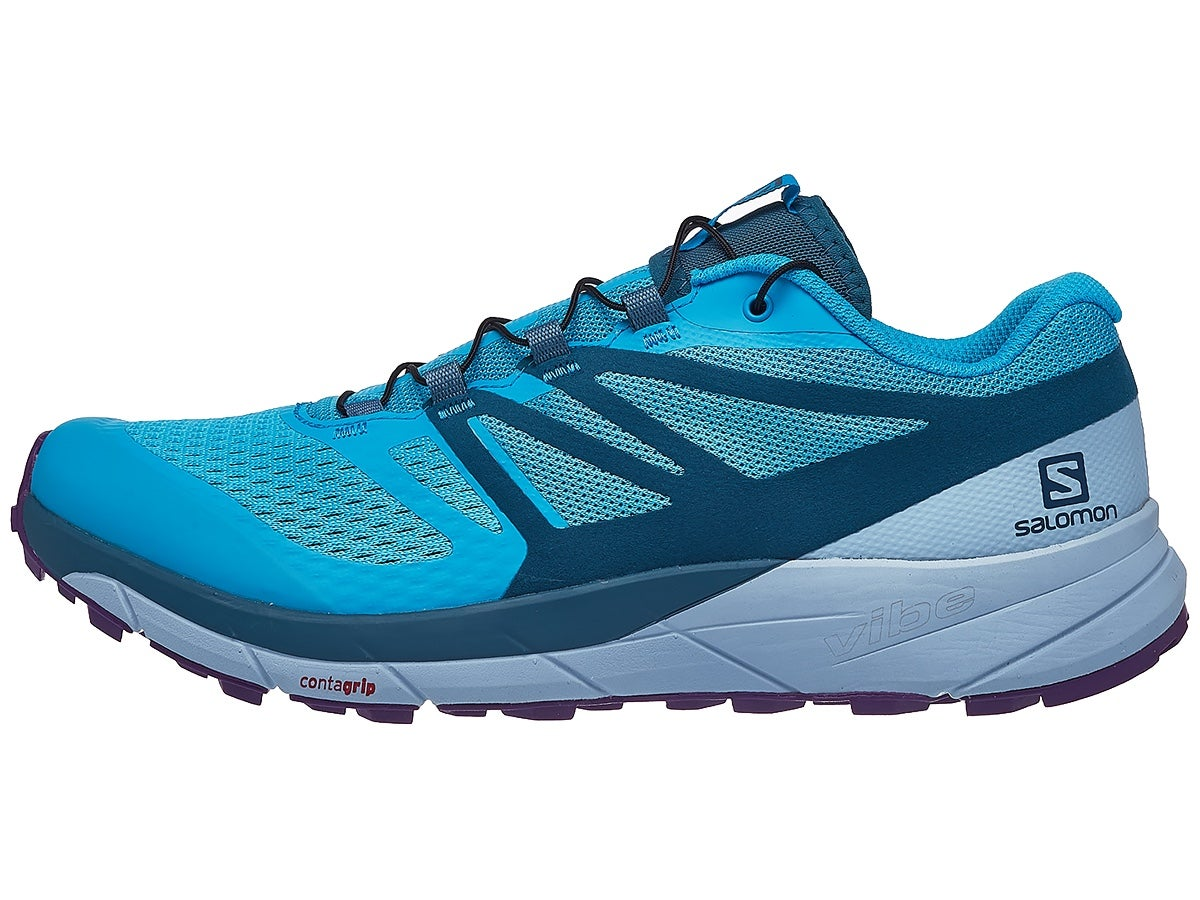 Salomon Sense Ride 2 Women's Shoes Blue