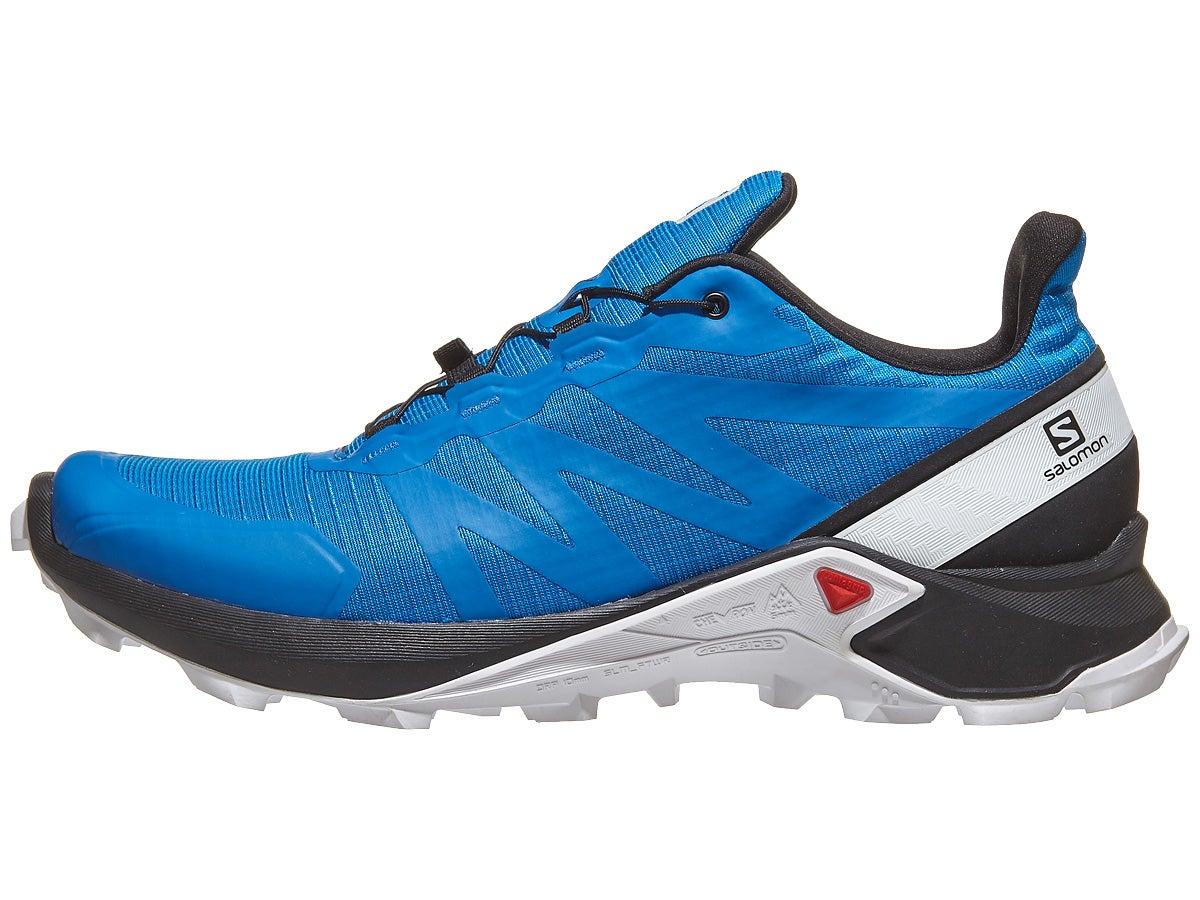 Zapatillas Hombre Salomon Supercross Azul/Negro/Blanco