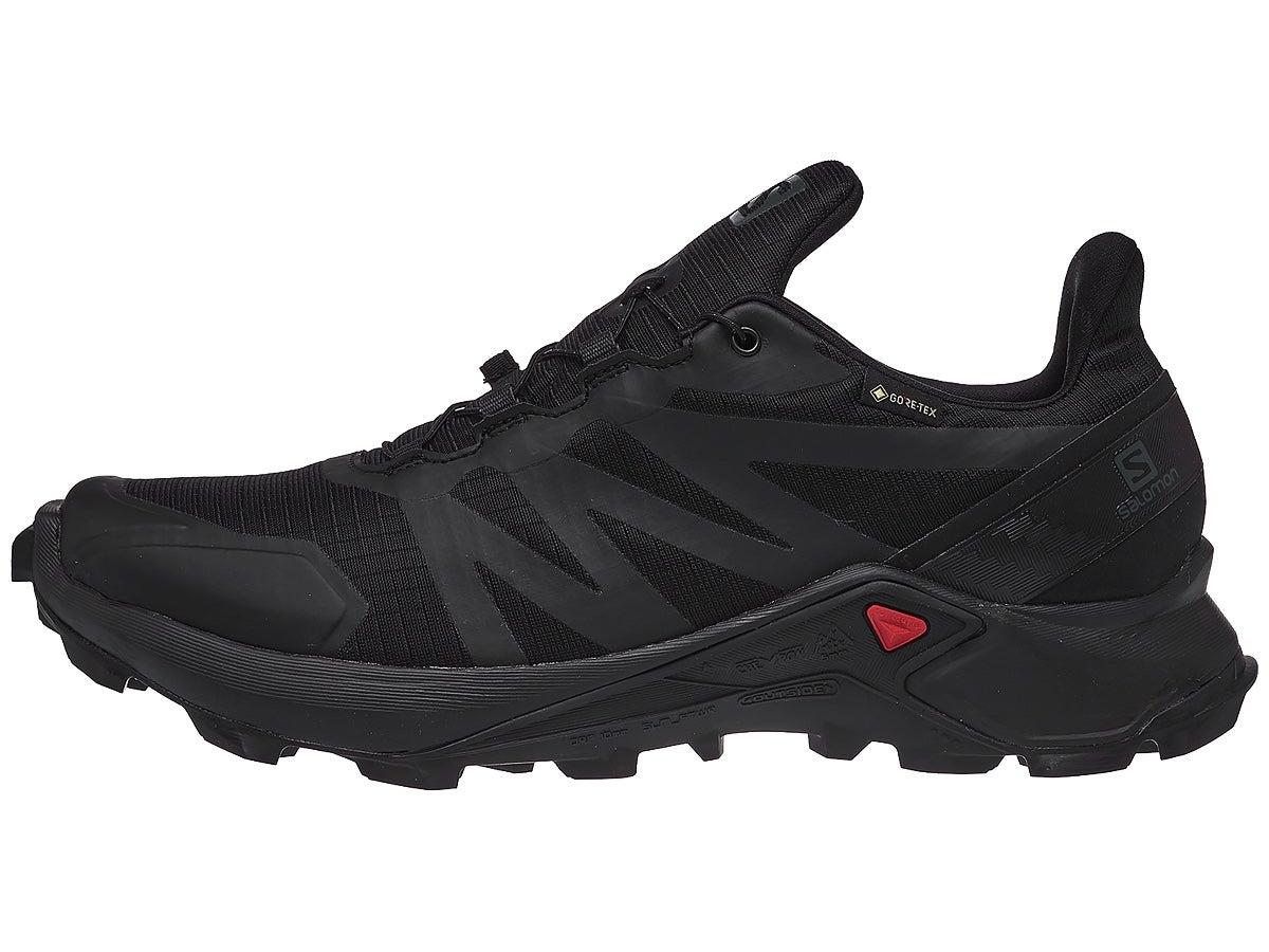 Salomon Supercross GTX Women's Shoes Black/Black