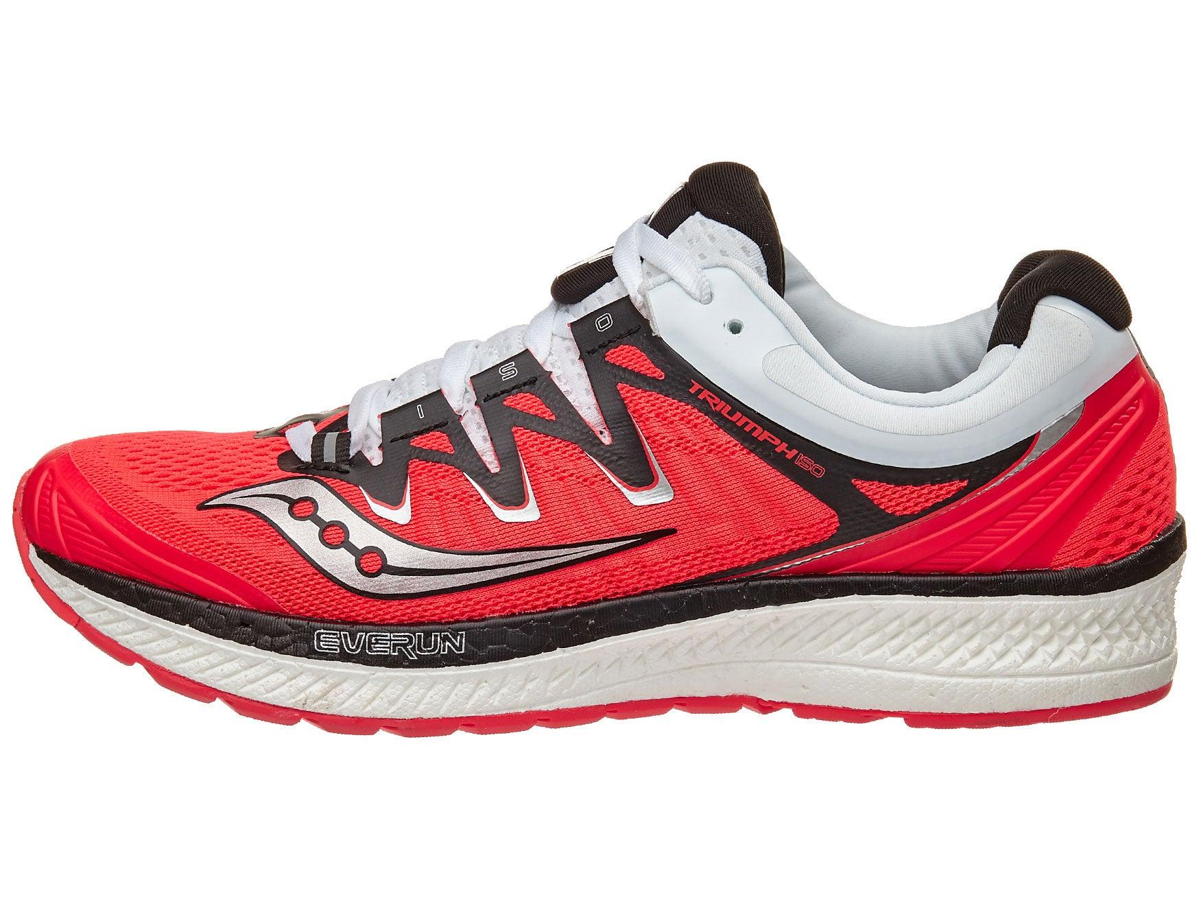 Zapatillas Mujer Saucony Triumph ISO 4 Rojo ViZi/Negro
