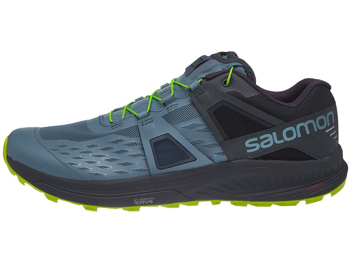 Zapatillas Hombre Salomon Ultra Pro Azul Bluestone/Ébano