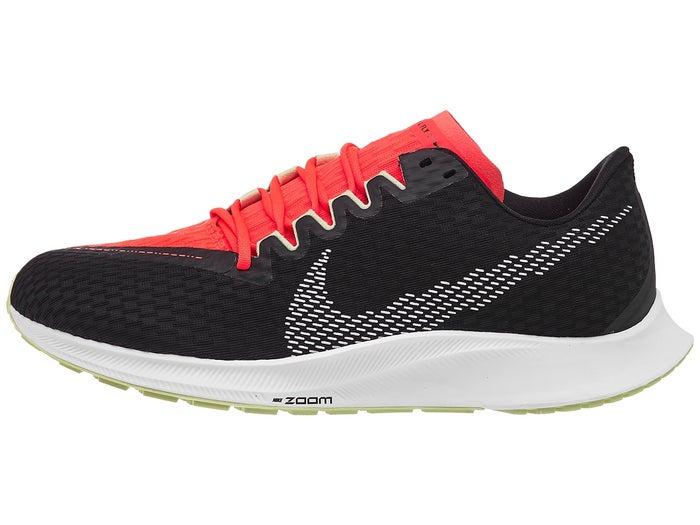 oración banco Garganta  Nike Zoom Rival Fly 2 Men's Shoes Black/White