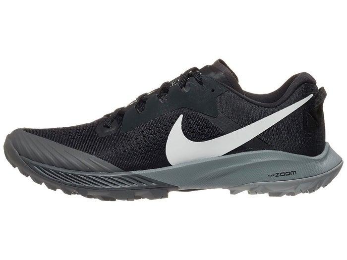 simultáneo alcanzar Polo  Nike Zoom Terra Kiger 6 Men's Shoes Black/Grey