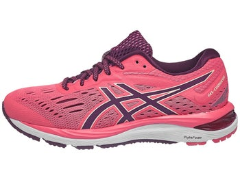5533d129483 ASICS Gel Cumulus 20 Women s Shoes Pink Cameo Roselle