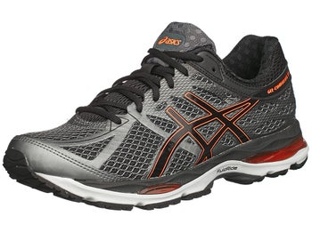 Asics Grise Et Orange