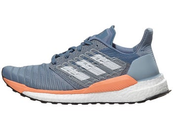 sports shoes c54d6 c2f6a Chaussures Femme adidas Solar Boost Gris Corail