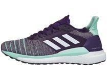 size 40 a11bb cbfd0 adidas Solar Glide Damen Laufschuh Multicolor